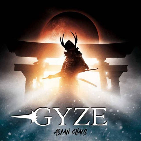 Gyze - Asian Chaos (CD) - image 1 of 1
