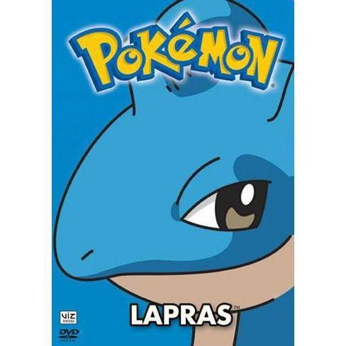 Pokemon All Stars: Lapras (DVD) - image 1 of 1