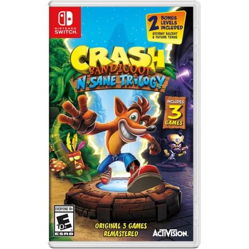 Crash Bandicoot N. Sane Trilogy - Nintendo Switch - image 1 of 4