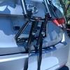 Allen Sports Premier 3 Bike Foldable Steel Trunk Carrier with Tie Down Straps - image 3 of 4