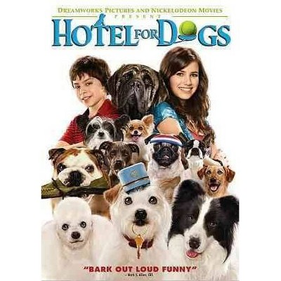 Hotel For Dogs (2017 Release)  (DVD)