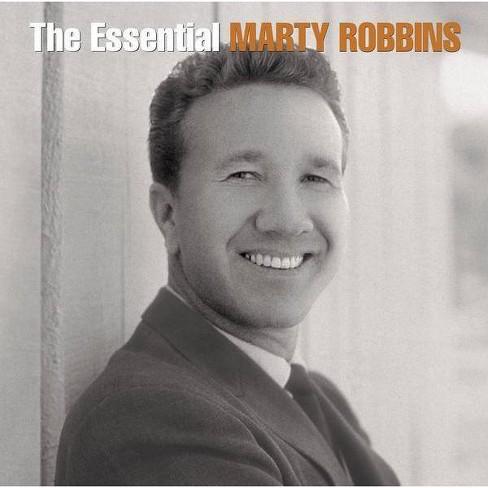 Marty Robbins - Essential Marty Robbins (CD) - image 1 of 1