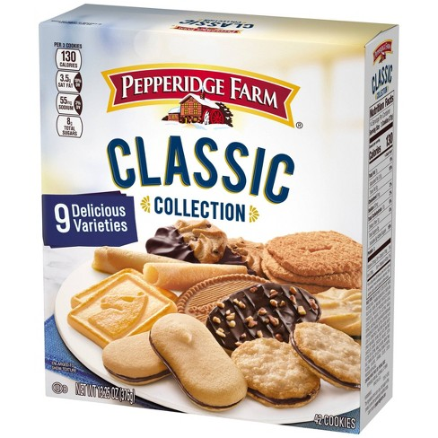 Pepperidge Farm Classic Collection Cookies - 13.25oz - image 1 of 4