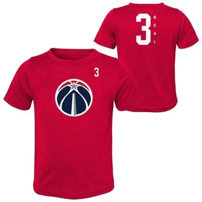 NBA Washington Wizards Boys' Bradley Beal Performance T-Shirt