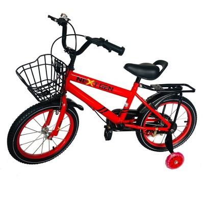"Optimum Fulfillment NextGen 16"" Kids' Bike - Red"