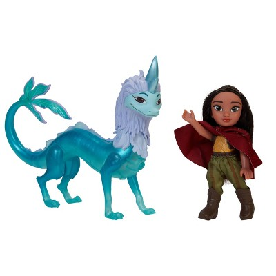 Disney's Raya and the Last Dragon Petite Raya & Sisu Gift Set