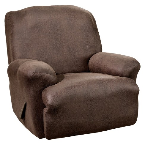 Stretch Leather Recliner Slipcover Sure Fit