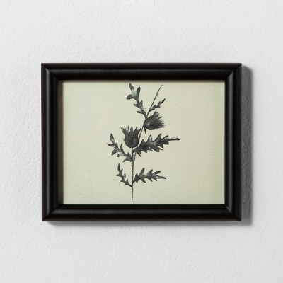 Framed Wall Art 6 x5  - Botanical - Hearth & Hand™ with Magnolia