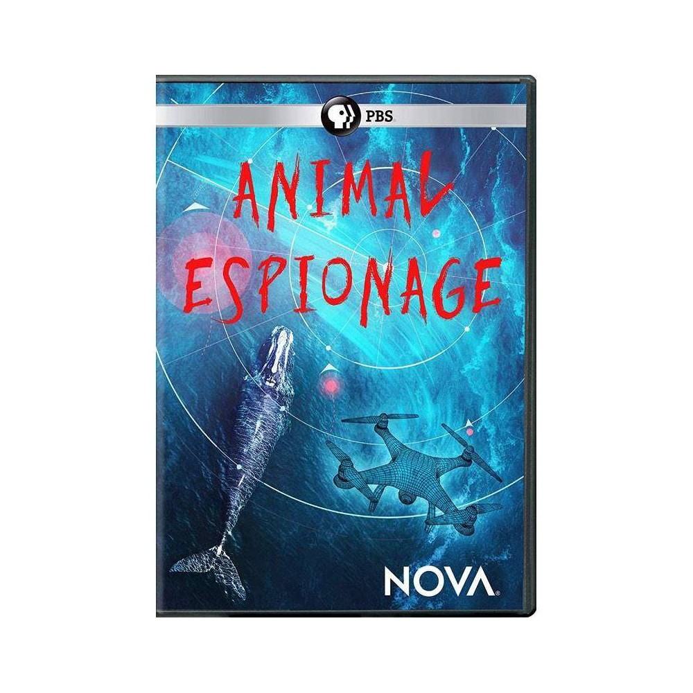 Nova Animal Espionage Dvd