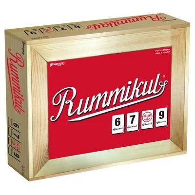 Rummikub in a Case Game