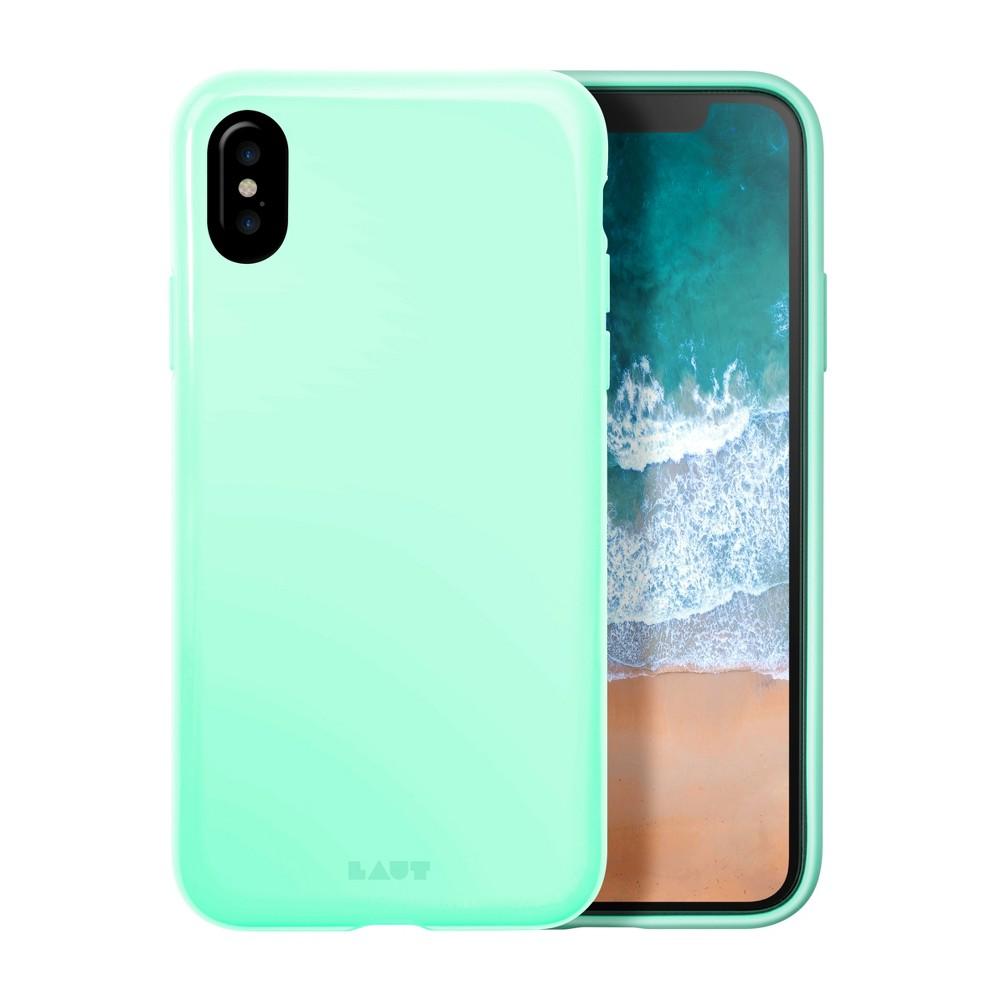 Laut iPhone X Case Huex - Mint (Green)