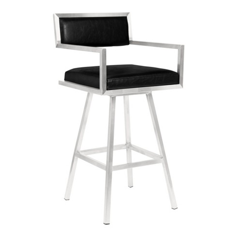 "Armen Living 26"" Dylan Counter Height Barstool - image 1 of 6"