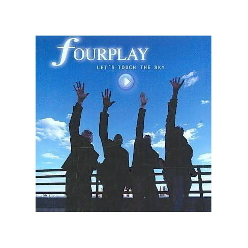 Fourplay - Let's Touch The Sky (CD) - image 1 of 1
