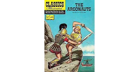 Classics Illustrated 48 : The Argonauts (Paperback) (Rhodius Apollonius) - image 1 of 1