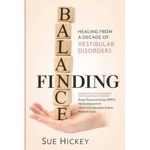 Finding Balance - by  Sue Hickey (Paperback) - image 1 of 1