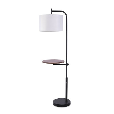 Shaded Floor Lamp Oil Rubbed Bronze (Includes CFL Light Bulb) - Project 62™