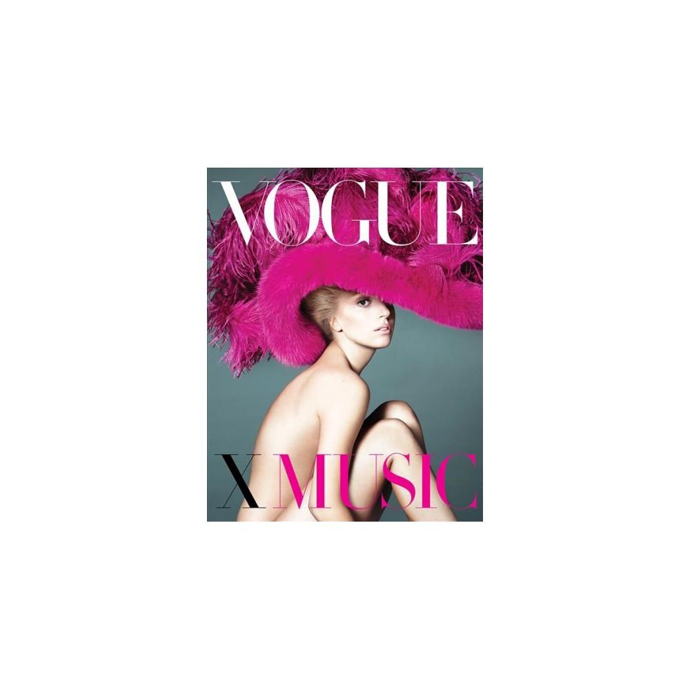Vogue X Music - (Hardcover)