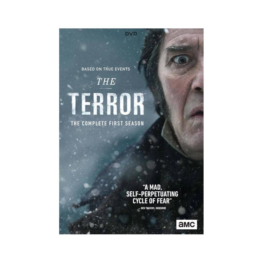 The Terror Season One Dvd