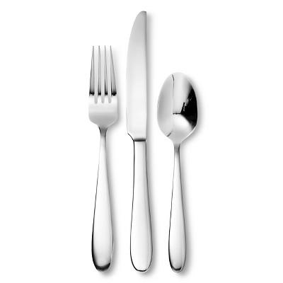 Oneida Eve 12-pc. Silverware Set with Caddy
