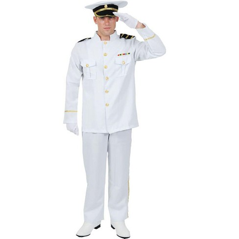 Angels Costumes Naval Officer Adult Costume - image 1 of 1