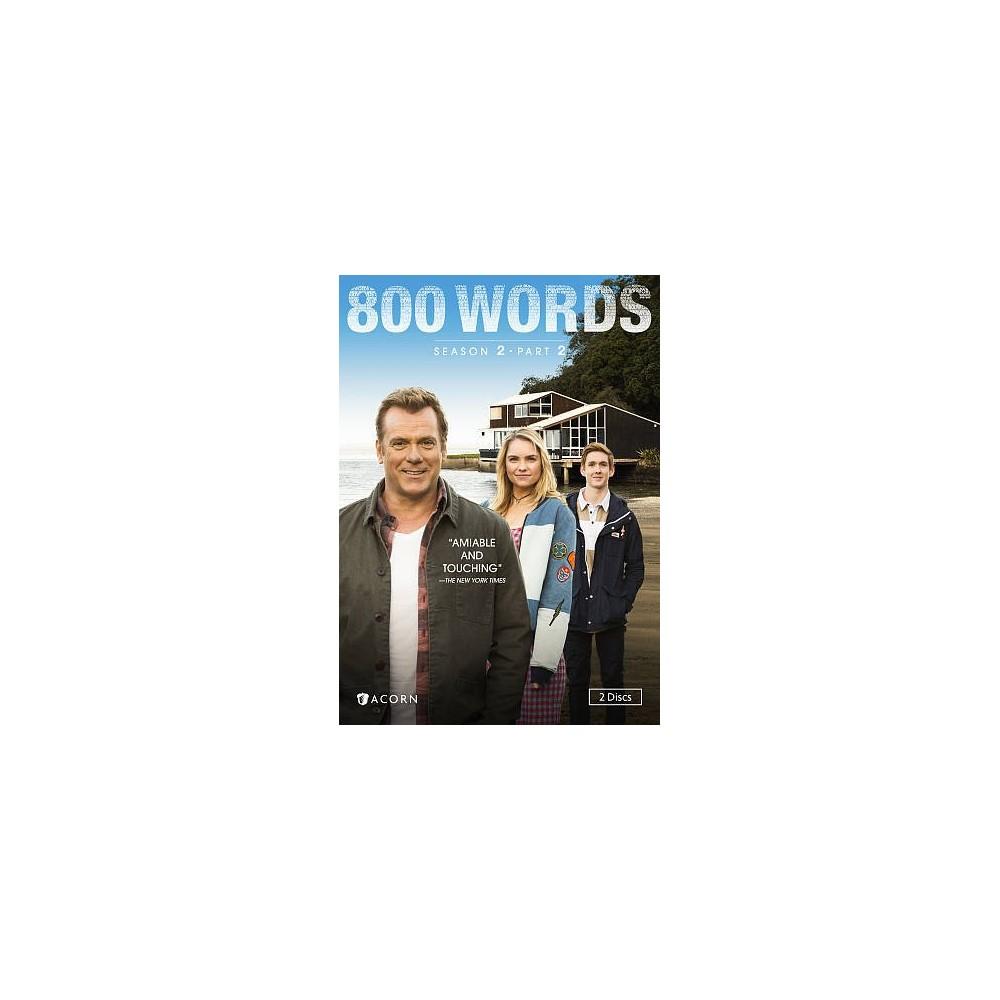 800 Words:Season 2 Part 2 (Dvd)
