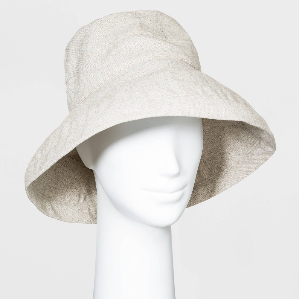 Women's Vintage Hats | Old Fashioned Hats | Retro Hats Women39 Bucket Hat - A New Day8482 Tan $16.99 AT vintagedancer.com