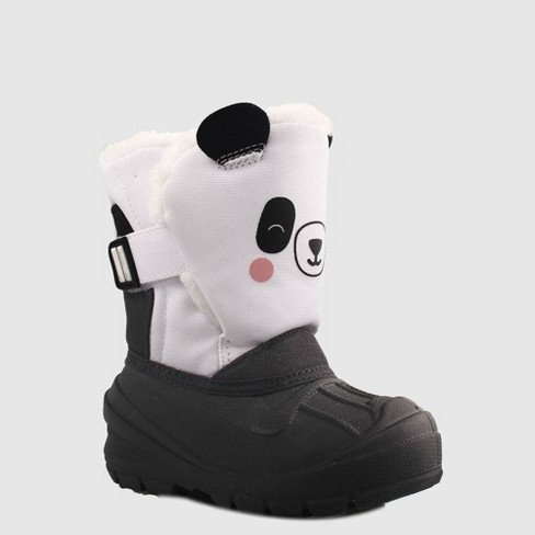 Toddler Girls' Huxley Winter Boots - Cat & Jack™ - image 1 of 4