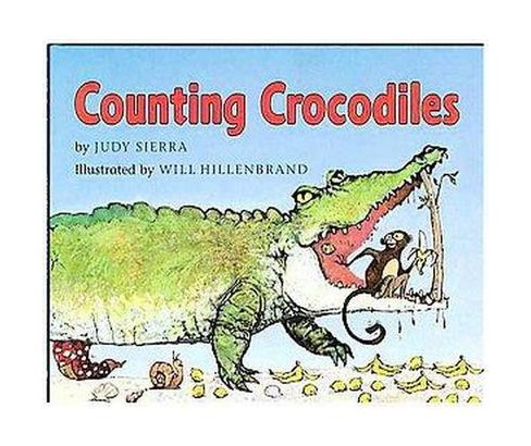 Counting Crocodiles (Reprint) (Paperback) (Judy Sierra) - image 1 of 1