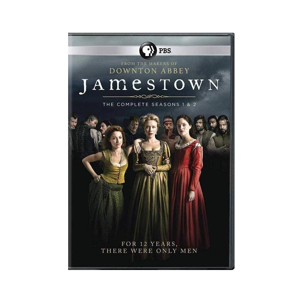 Jamestown: Seasons 1 & 2 (DVD) Promos