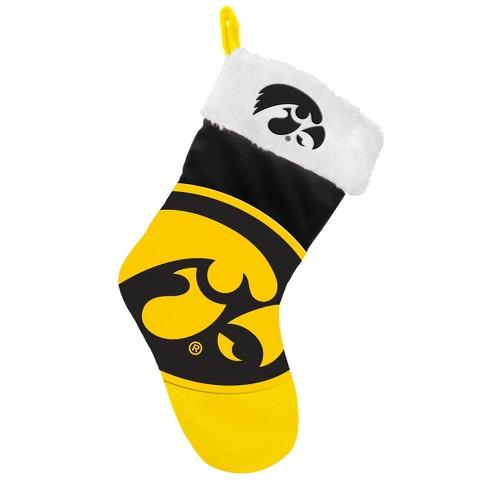 NCAA Iowa Hawkeyes Stocking - image 1 of 1