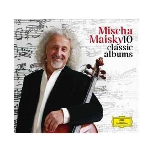 Mischa Maisky - 10 Classic Albums (CD) - image 1 of 1