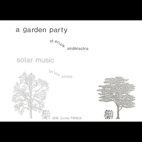 Joe Jones - Garden Party (Vinyl) - image 1 of 1