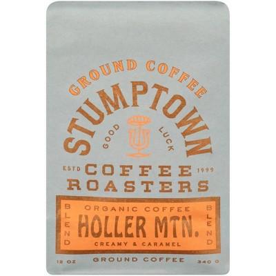 Stumptown Holler Mountain Ground Light Roast Coffee - 12oz