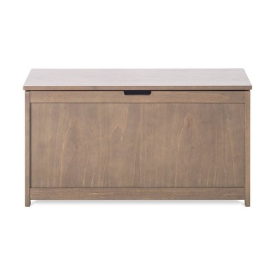 """Harmony 33"""" Kids' Toy Box/Storage Chest by Forever Eclectic Brown"""