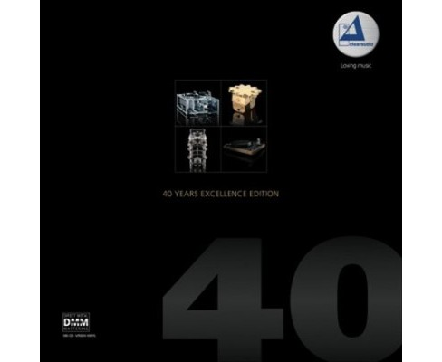 Various - Clearaudio:40 Years Excellence Editio (Vinyl) - image 1 of 1