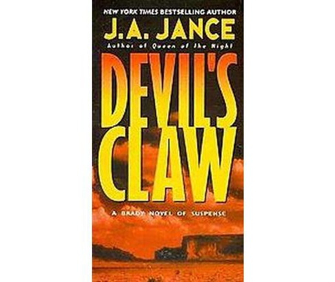 Devil's Claw (Reissue) (Paperback) (Judith A. Jance) - image 1 of 1