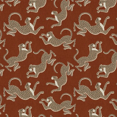 Leopard Print Throw Pillow - Skyline Furniture : Target