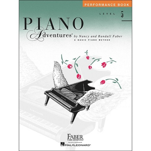Faber Piano Adventures Piano Adventures Performance Book Level 5 - Faber Piano - image 1 of 1