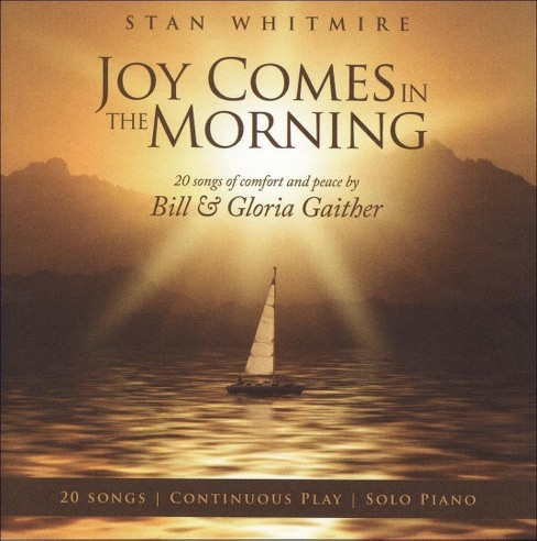 Stan whitmire - Joy comes in the morning (CD) - image 1 of 1