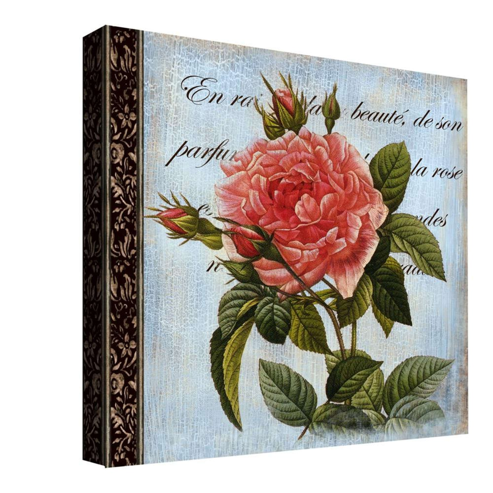 Rose Perfume Decorative Canvas Wall Art 16