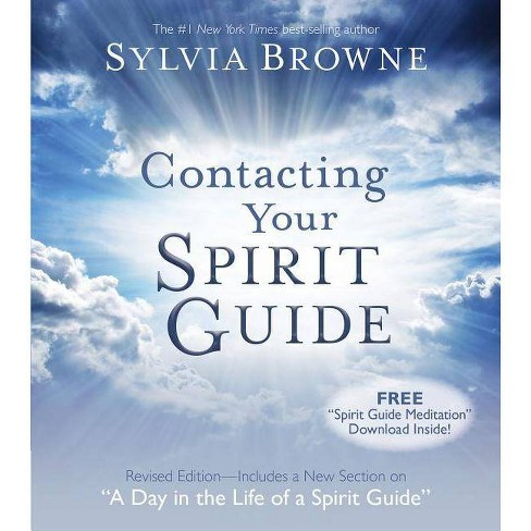 Contacting Your Spirit Guide - by  Sylvia Browne (Paperback) - image 1 of 1