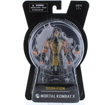"Mezco Toyz Mortal Kombat 6"" Action Figure Scorpion"