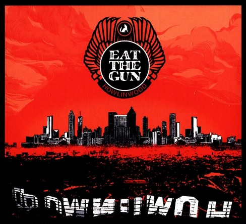 Eat the gun - Howlinwood (CD) - image 1 of 1