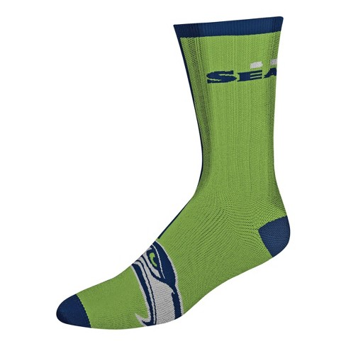 NFL Seattle Seahawks Women's Casual Socks - M - image 1 of 1