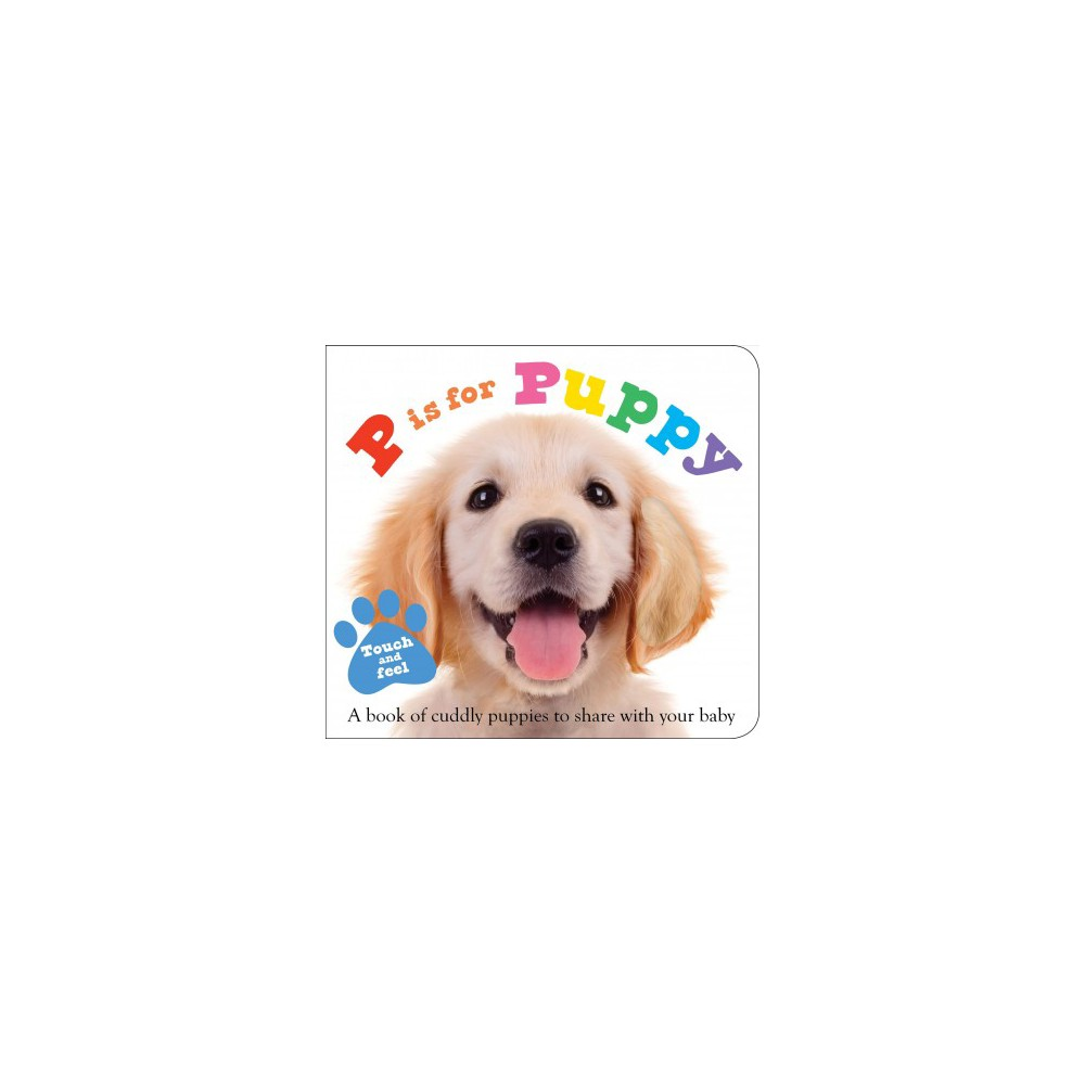 P is for Puppy - Brdbk (Hardcover)
