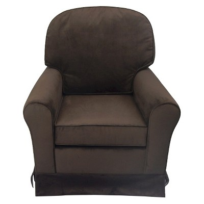 Eve Upholstered Glider Chair
