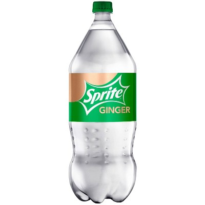 Sprite Ginger - 2 Liter Bottle