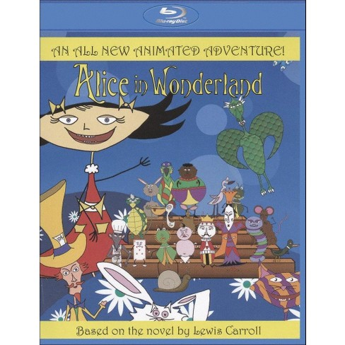 Alice In Wonderland (Blu-ray) - image 1 of 1