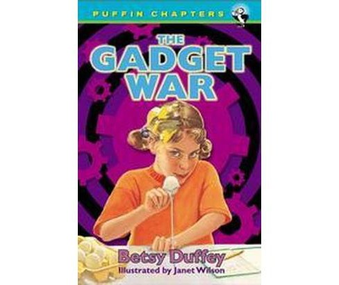 Gadget War (Reissue) (Paperback) (Betsy Duffey) - image 1 of 1