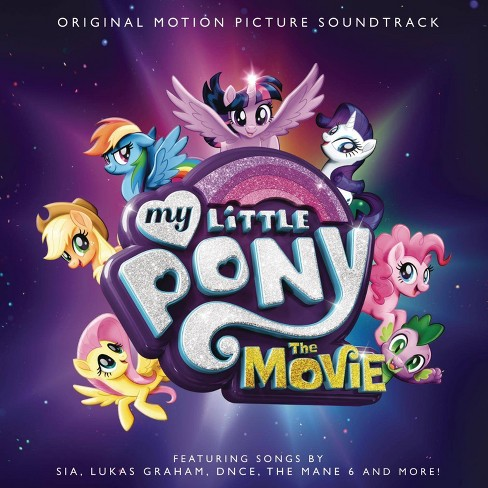 Various Artists - My Little Pony Soundtrack (CD) - image 1 of 1